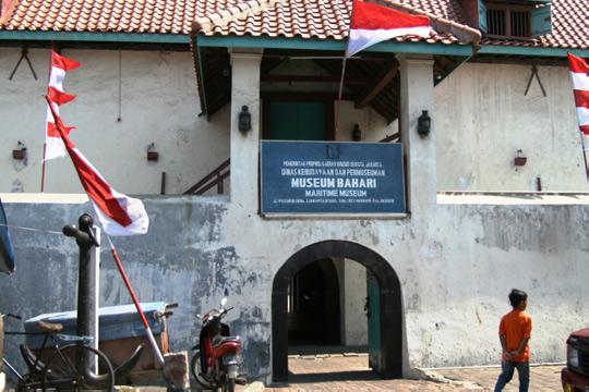 Tempat Rekreasi Jakarta Ferdy Site Blogs Museum Bahari Petualangan Air