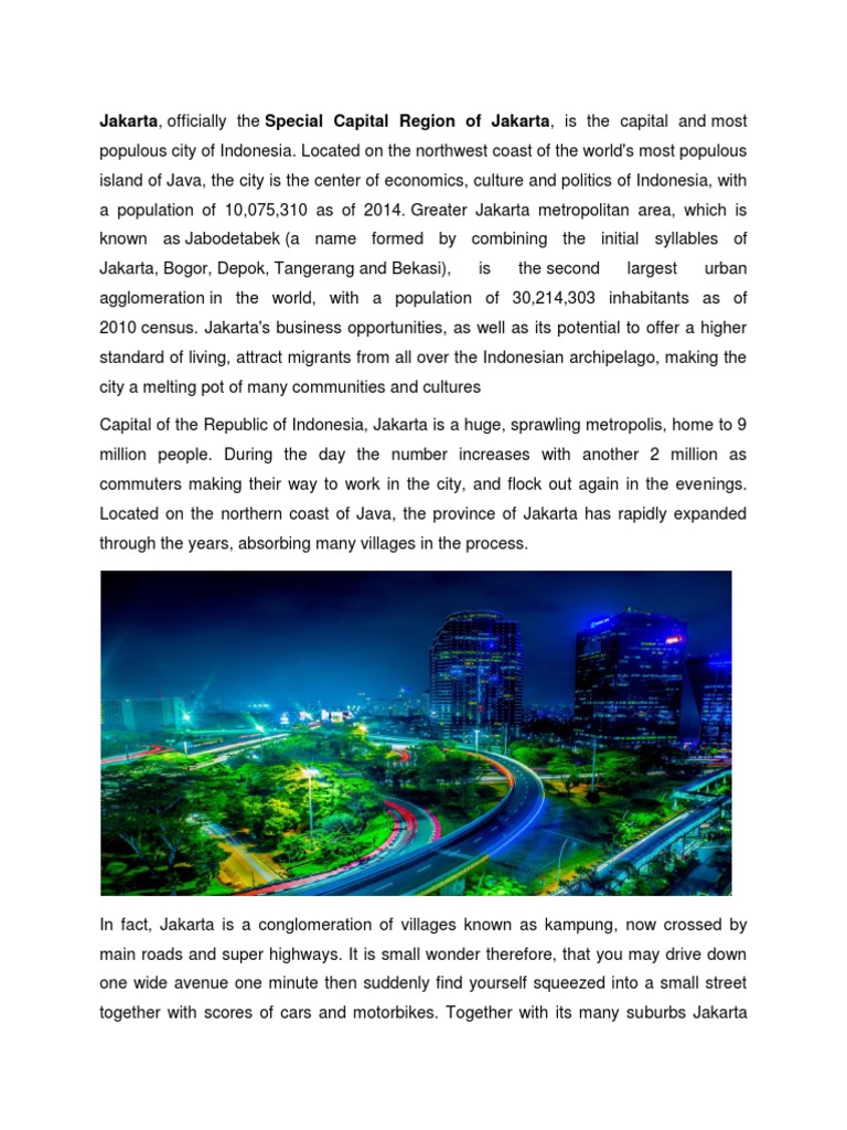 Jakarta Indonesia Waterbom Kota Administrasi Utara