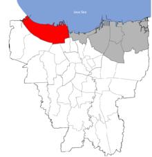 Penjaringan Revolvy Waterbom Jakarta Kota Administrasi Utara