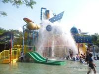 Serunya Main Air Menantang Adrenalin Waterbom Jakarta Waterboom Boom Kota