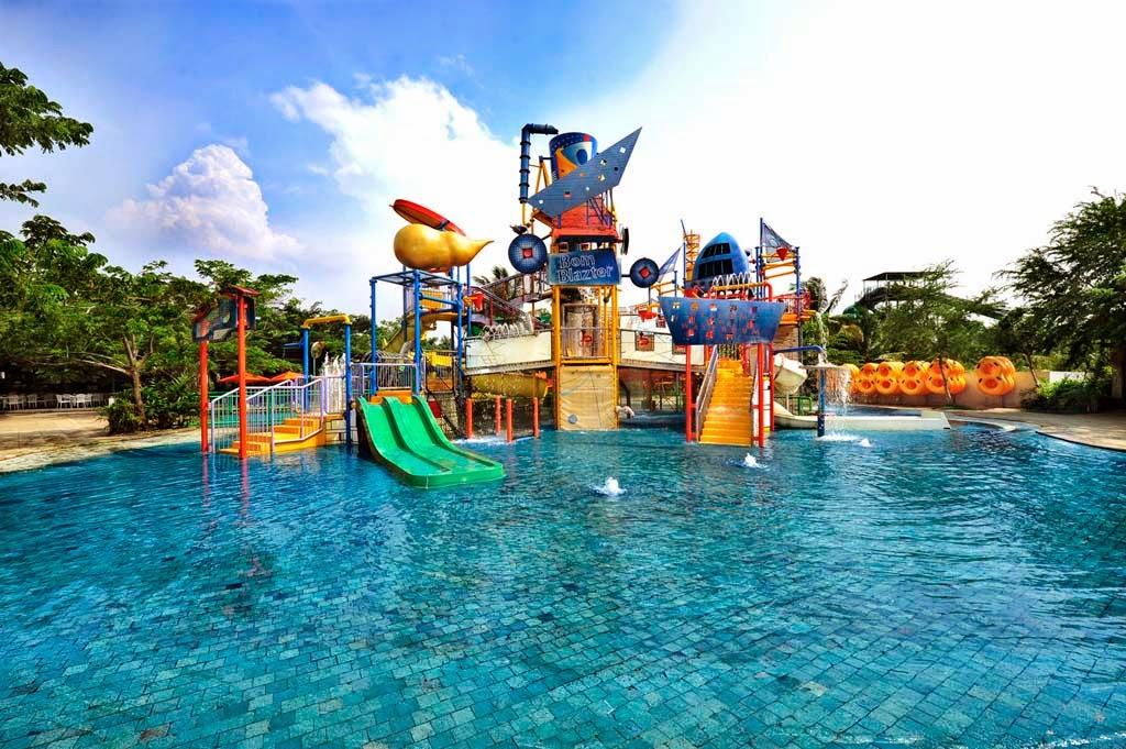 Tour Waterbom Jakarta Title Kota Administrasi Utara