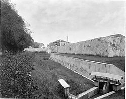 10 Benteng Tertua Indonesia Seru Vastenberg Fort Solo 1745 Victoria