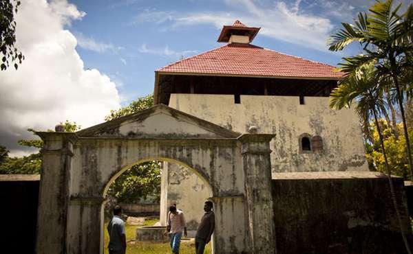 3 Benteng Gahar Maluku Victoria Kota Ambon