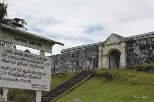 Ambon Manise Wisata Sejarah Kota Benteng Duurstede Saparua Maluku Tengah