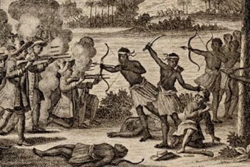 Awal Dominasi Belanda Maluku Islam Republika Online Perlawanan Rakyat Ternate
