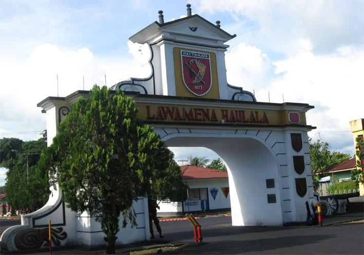Benteng Victoria Kota Ambon