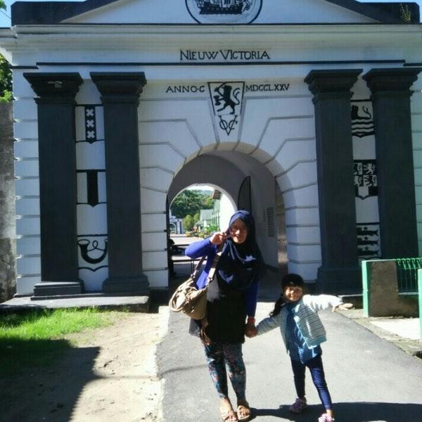 Photos Benteng Victoria Photo Rystahati 5 7 2016 Kota Ambon