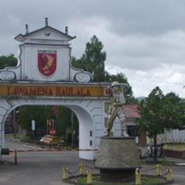 Photos Benteng Victoria Salah Satu Peninggalan Portugis Terletak Kecamatan Sirimau