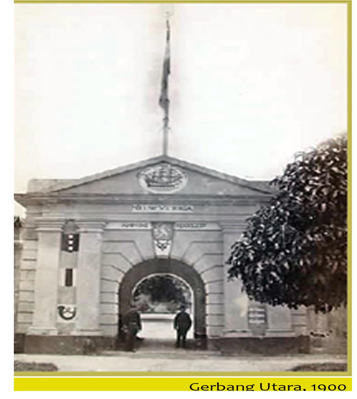 Sejarah Benteng Victoria Cikal Bakal Kota Ambon Balai Pelestarian 1754