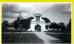 Sejarah Benteng Victoria Kota Ambon Balai Pelestarian Nilai 1960
