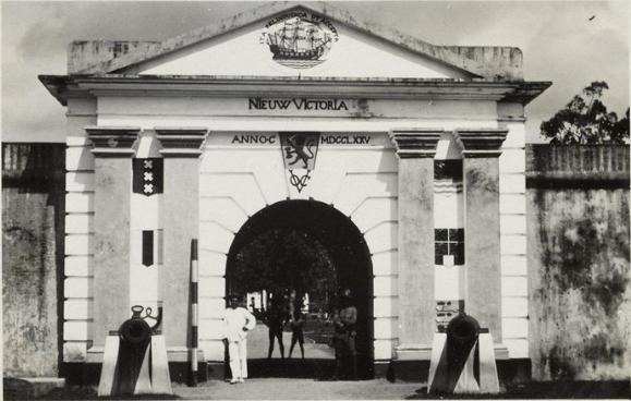 Sejarah Berdiri Voc Perkembangannya Lengkap Benteng Pertahanan Portugis Ambon Diduduki