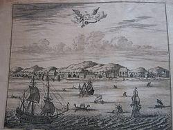 Sejarah Kota Ambon Wikipedia Bahasa Indonesia Ensiklopedia Bebas Abad 17