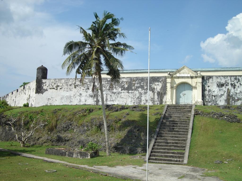 Sejarah Singkat Benteng Duurstede Saparua Balai Pelestarian Nilai Victoria Kota