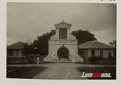 Tampayang Maluku Koleksi Foto Kota Ambon Tempo Doeloe Bagian Iii