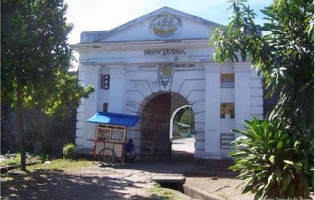 Uncategorized Beta Indonesia Benteng Victoria Fort Ambon 1775 Kota