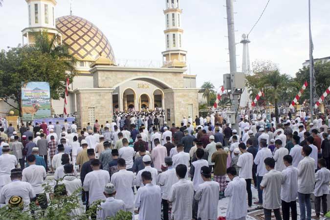 Anies Baswedan Batal Jadi Khatib Ambon Malukupost Masjid Raya Al
