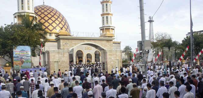 Anies Baswedan Batal Jadi Khatib Ambon Tribun Maluku Masjid Raya