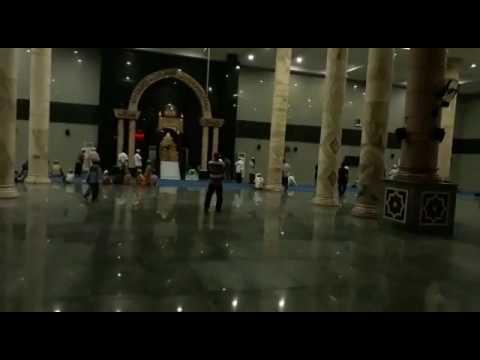 Azan Magrib Masjid Raya Al Fatah Ambon Youtube Kota
