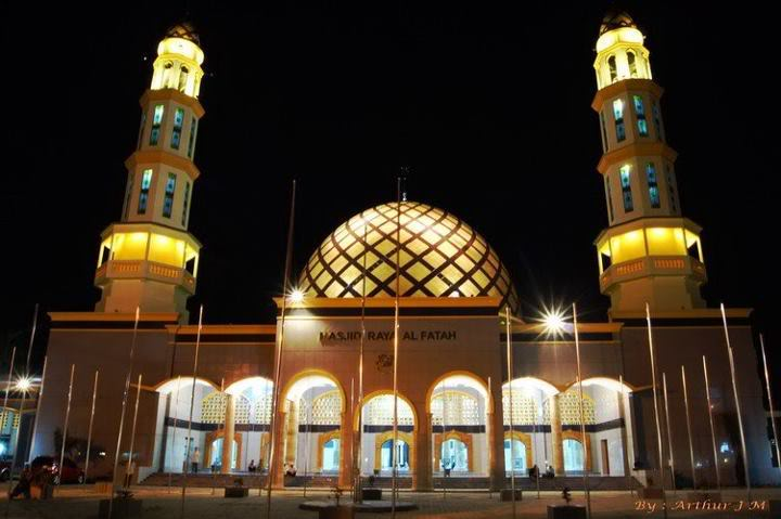 File Masjid Raya Al Fatah Jpg Wikimedia Commons Kota Ambon