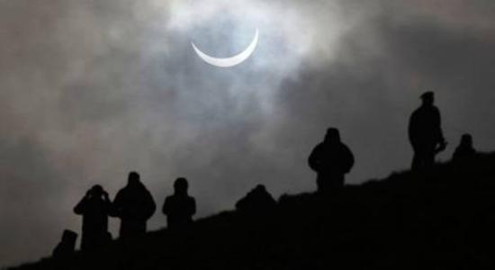 Gerhana Bulan Maluku Masjid Raya Al Fatah Ajak Masyarakat Muslim