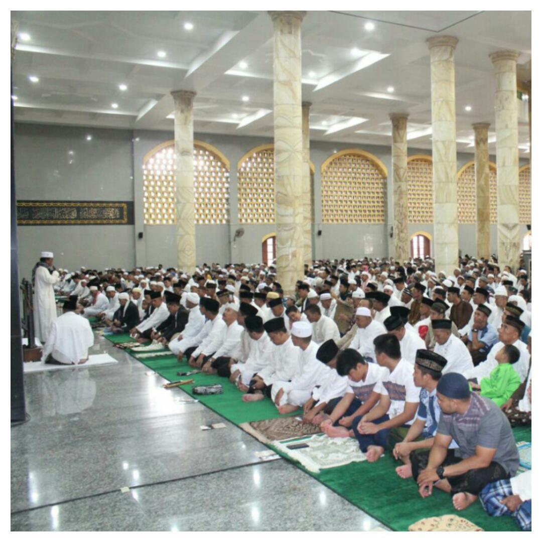 Kodam Xvi Pattimura Ambon 6 7 Pelaksanaan Sholat Idul Fitri