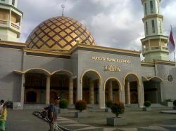 Kota Ambon Attractions Indonesia Masjid Raya Al Fatah Renungan Rohani