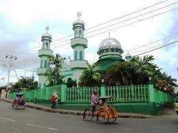 Lika Liku Kehidupan Soa Bali Ambon Pertama Mesjid Jami Al