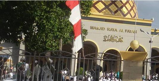 Masjid Alfatah Ambon Potong Delapan Sapi Berita Maluku Online Yayasan