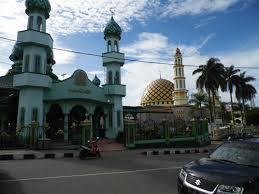 Masjid Jami Ambon 155 Arsitektur Asli Oleh Tajudin Berada Disamping