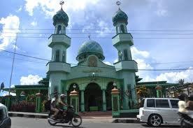 Masjid Jami Ambon 155 Arsitektur Asli Oleh Tajudin Raya Al