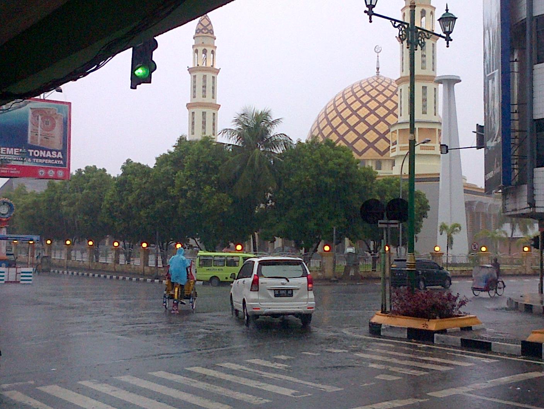 Masjid Raya Al Fatah Kebanggaan Kota Ambon Story Mimbar