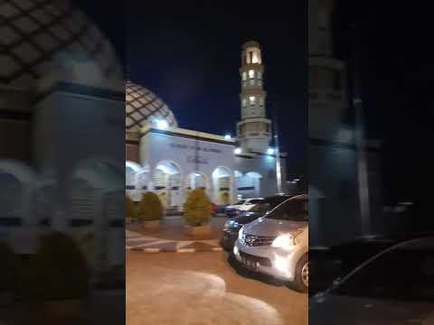 Masjid Raya Al Fatah Kota Ambon Maluku Youtube