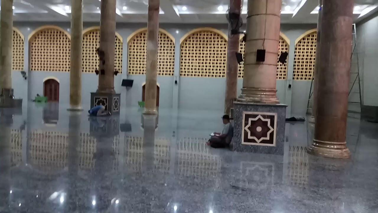 Masjid Raya Al Fatah Kota Ambon Youtube