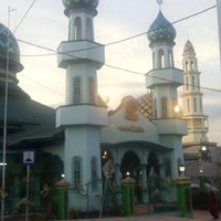 Masjid Raya Al Fatah Mosque Photo Guruh 11 20 Kota