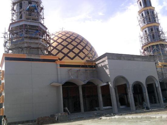 Masjid Raya Al Fatah Pembenahan Menjadi Lebih Baik Picture Great