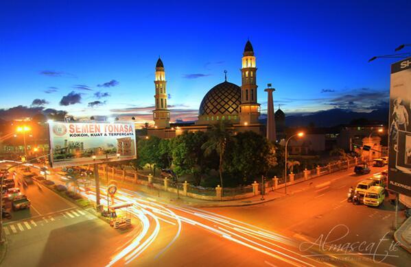 Masjid Raya Alfatah Dr Nuansa Chalid Al Fatah Ambon Masjidalfatah