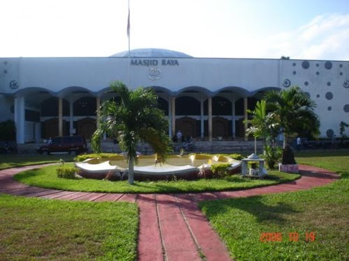 Wikigogo Delapan Toko Store Interesting Masjid Raya Alfatah Aji Fajri