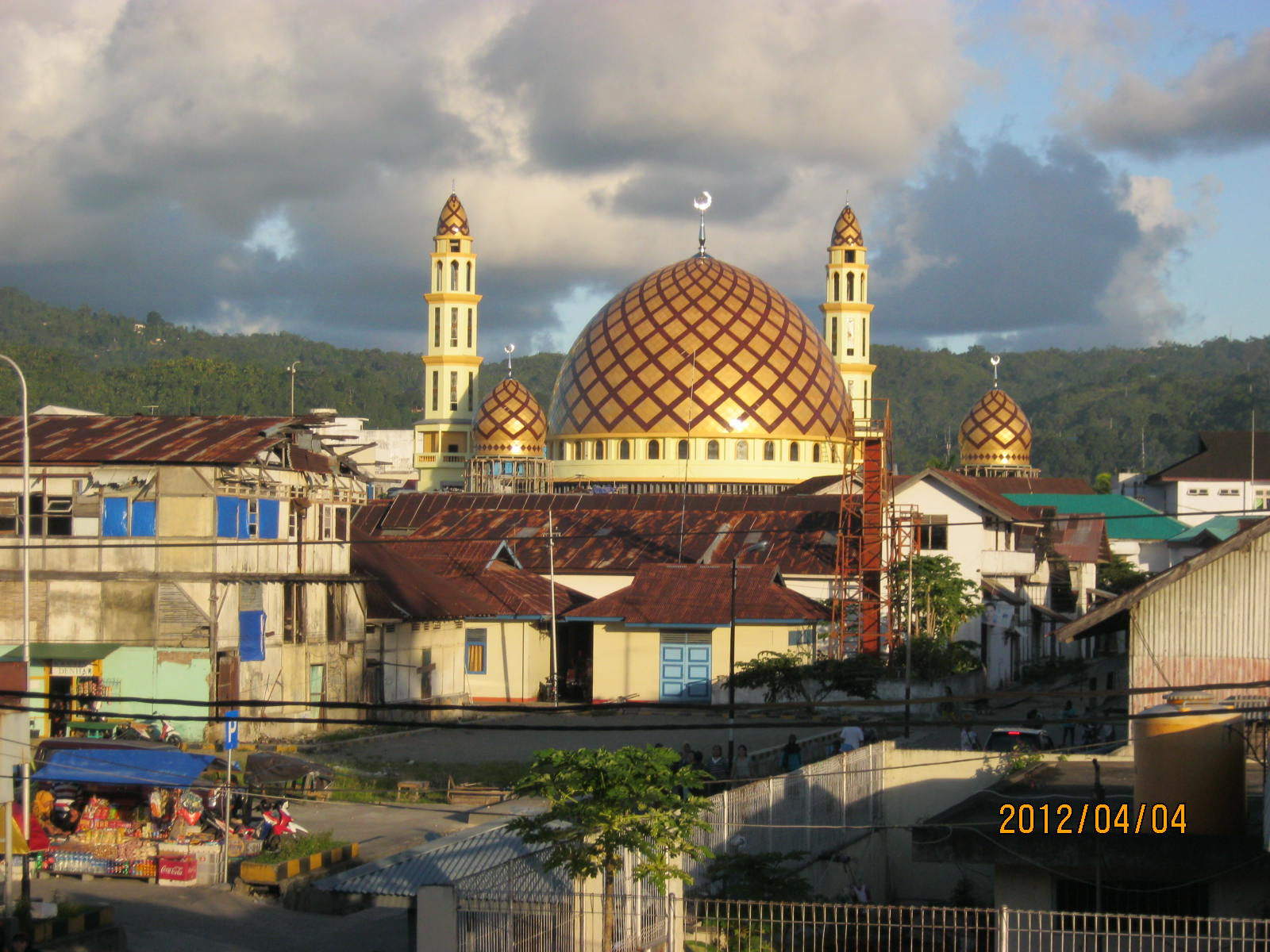 Zhen Blacklist Sejenak Banda Neira Mesjid Raya Al Fatah Masjid