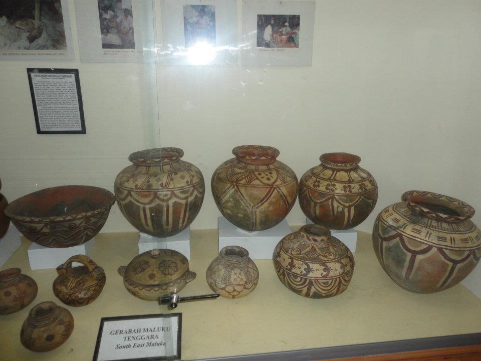 5 300 Koleksi Benda Sejarah Terimpan Museum Siwalima Serambi Maluku