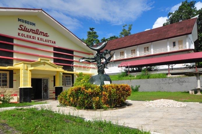Maluku Travel Photography Museum Siwa Lima Kota Ambon