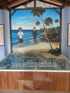 Museum Kota Ambon Sewa Mobil Pusat Informasi Lukisan Siwalima Siwa