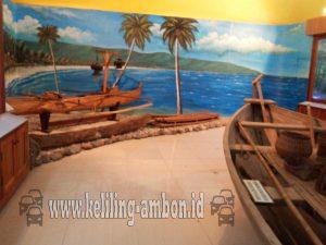 Museum Kota Ambon Sewa Mobil Pusat Informasi Perahu Siwalima Siwa