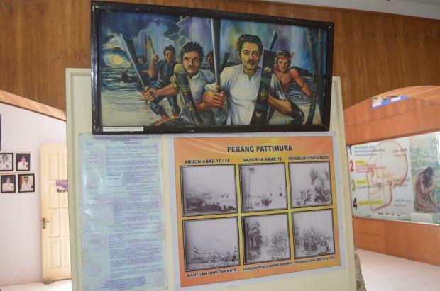 Museum Siwa Lima Ambon Jejak Kekayaan Maluku Kosmologi Kisah Lengkap