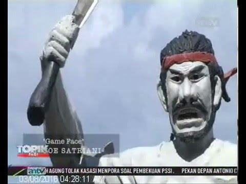 Museum Siwa Lima Jejak Kebudayaan Maluku Youtube Kota Ambon