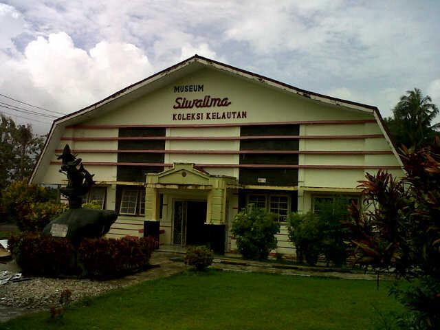 Museum Siwa Lima Kebudayaan Daerah Maluku Menerjemahkan Wisata Kota Ambon