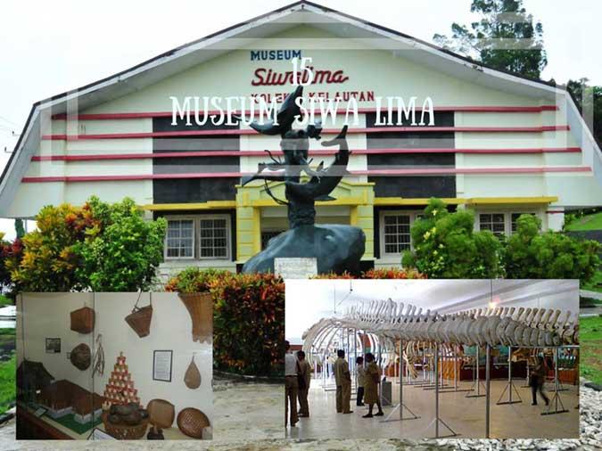 Museum Siwalima Ambon Upayakan Pembangunan Sarana Informasi Siwa Lima Kota