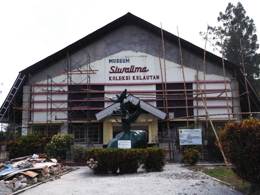Museum Siwalima Kekunaan Penting Adat Sampai Hari Tetap Ditaati Penuh