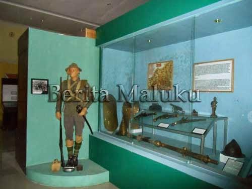 Museum Siwalima Upayakan Buka Satu Ruang Pameran Berita Ambon Maluku