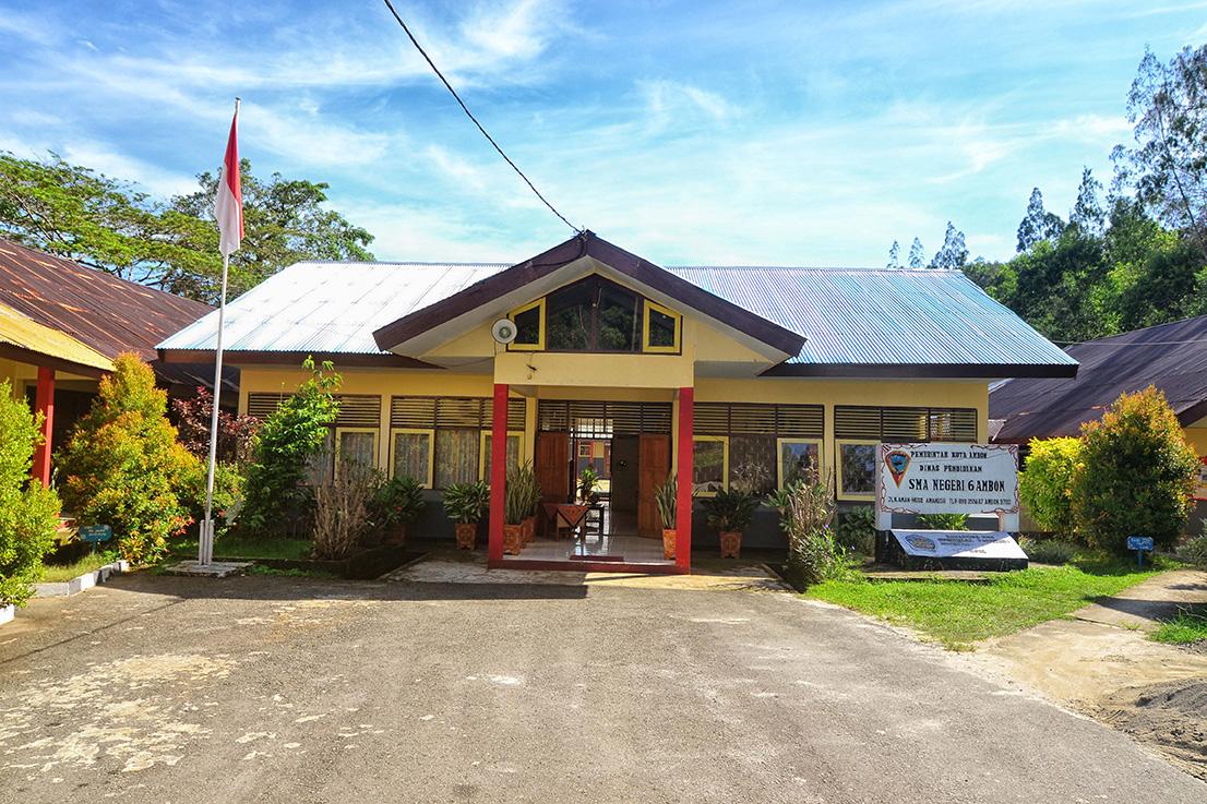 Sekolah Kita Museum Siwa Lima Kota Ambon