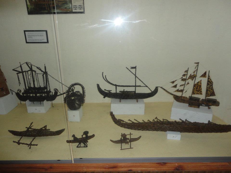Siwalima Museum Ambon Open Tuesday Thursday 8 00 14 Eit